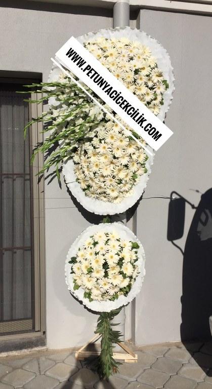 Beyaz Düğün Çelengi