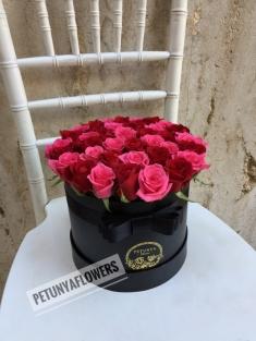 Pembe&Kırmızı Güller